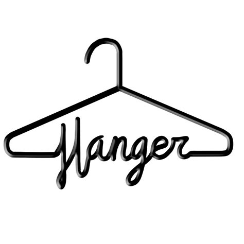 photo hanger hanger logo by ero solrac on deviantart
