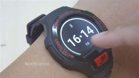 Smartwatch Go Alcatel Smartwatch Onetouch Go