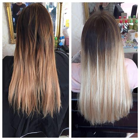 Toner Makeover highlights hair toner before and after before and after hair toner toner for hair before