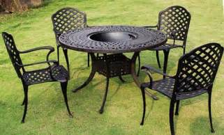 metal patio furniture home outdoor