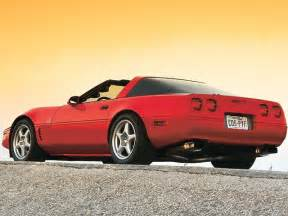 1995 chevrolet corvette c4 magazine