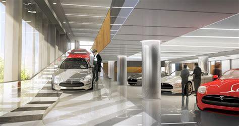 showroom interior design for architectural design firm eco auto research showroom paul lukez architecturepaul