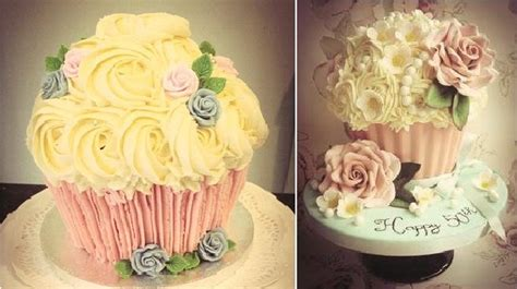 Simple Home Decorating Ideas by Giant Cupcake Cakes Cake Geek Magazine