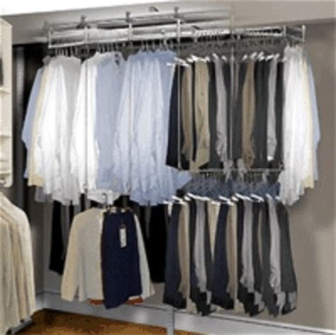 Motorized Closet Systems by Rotating Closet Rack Roselawnlutheran