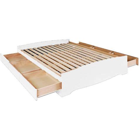 platform storage bed queen queen platform storage bed in beds and headboards