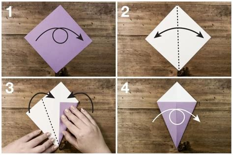 How To Make A Swan Origami Step By Step - 1000 ideas about origami swan on 3d origami