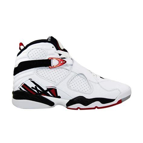 Harga Nike Putih jual nike air 8 retro sepatu basket putih 305381