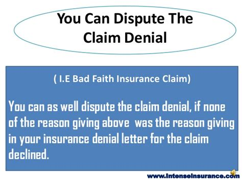 Demand Letter Uninsured Motorist Claim how to dispute a denied auto insurance claim