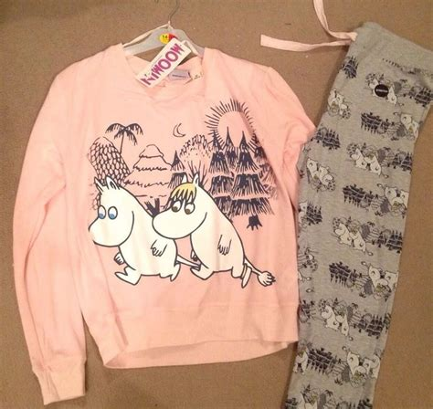 Piyama Magic V Kid primark moomin pyjamas size 14 16 bnwt pyjamas
