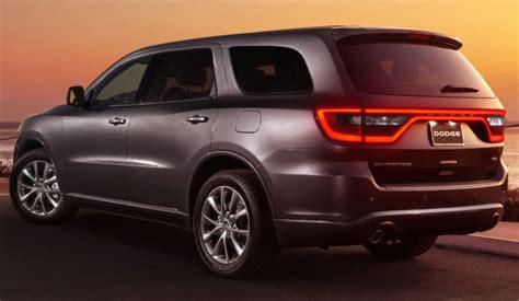 dodge durango offers  entry  premium  fuel economy  large suvs torque news