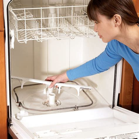 how to clean your dishwasher in 10 minutes or less in your new york apartment first class