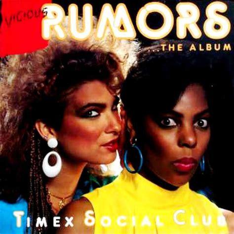 Cd Vicious Rumors Timex Social Club Vicious Rumors Vinyl Lp Album At
