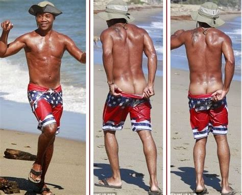 B Ng Iãm World Cup 2018 Cuba Gooding Jnr Shows Some B Tt During Outing