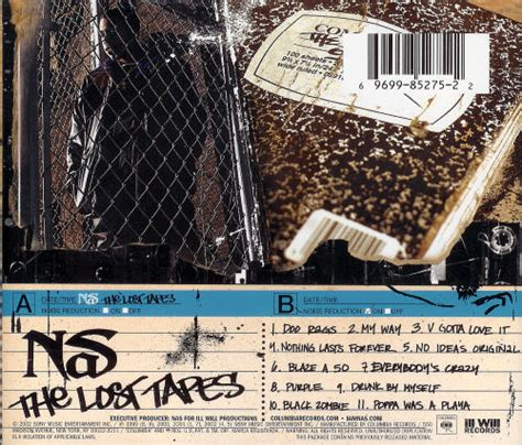 nas lost tapes the underrated nas the lost tapes definearevolution