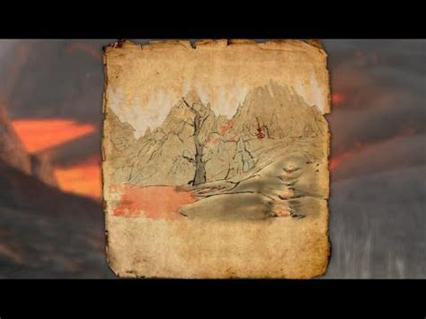 stonefalls treasure map stonefalls treasure map iii location elder scrolls