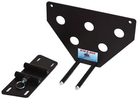 Sho Mobil Kit sto n sho sns31 license plate bracket for 2014 2016 ford