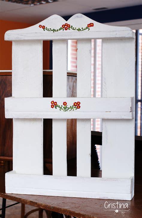alacena con cajas de madera alacena hecha con palets muebles pinterest alacena