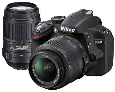 Nikon D3200 Vr Ii Kit цифровой фотоаппарат nikon d3200 18 55mm vr ii black kit