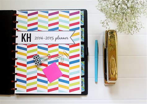 diy teacher planner binder ms houser my 2014 2015 instructional coaching planner and a