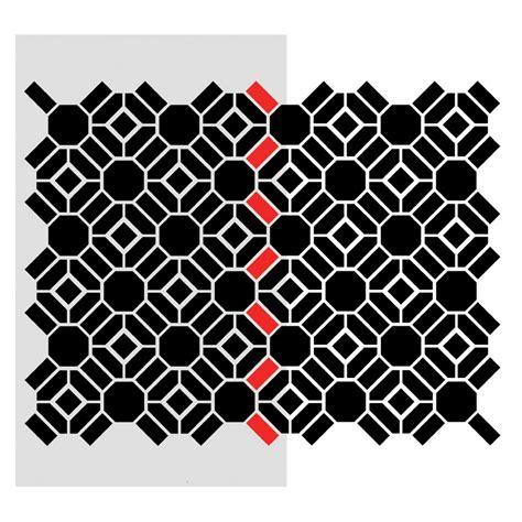 Geometric Pattern Wall Stencil | wall stencil large geometric pattern geoffrey for wall