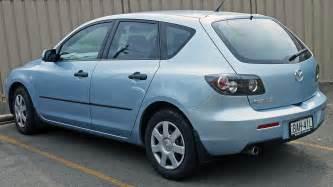 mazda 3 hatchback 2006