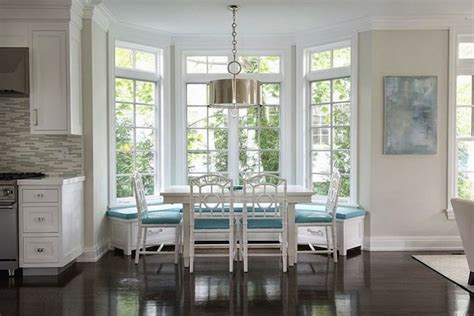 kitchen bay window seating ideas 10 clever banquette side chair ideas tips