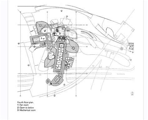 guggenheim museum bilbao floor plan arch1390 benjamin knowles september 2010