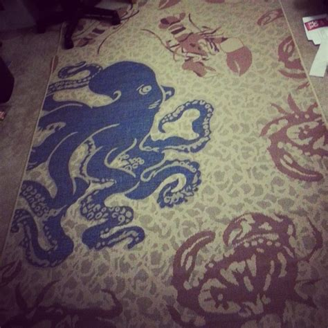 Octopus Rug by Octopus Rug Search Captain Nemo Lifestyle Rugs Search And Octopus