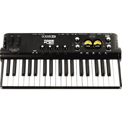 usb discover midi keyboard now you can learn and play line 6 toneport kb37 usb audio interface and midi