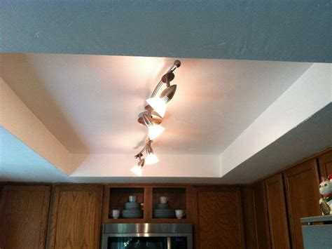 kitchen overhead lighting fixtures best 25 led kitchen ceiling lights ideas on