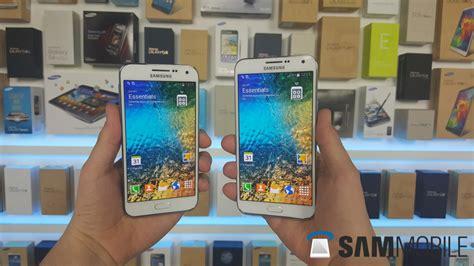 Samsung J5 Vs E7 samsung galaxy e5 and galaxy e7 review great mid rangers