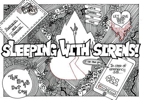 doodle jump kellin quinn lyrics band doodle sleeping with sirens line by geo