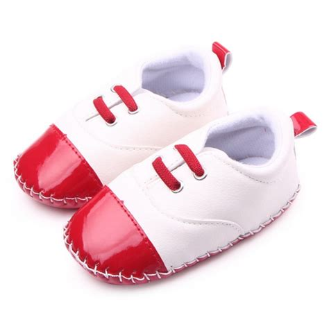 Crib Size Shoes by 3 Size Non Slip Baby Toddler Boy Sneaker Crib Bow