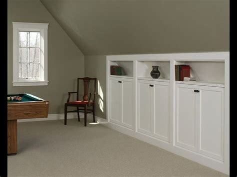garage bedroom ideas room above garage kneewall storage built ins great for