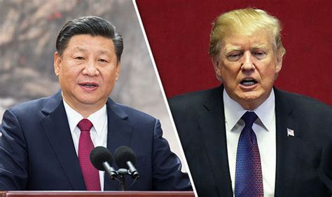 donald trump xi jinping north korea china speech from trump promises to solve all the world s