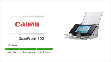 Canon Scanner Sf 300p canon scanfront 300 network scanner scanners price scanner price buy scanners best