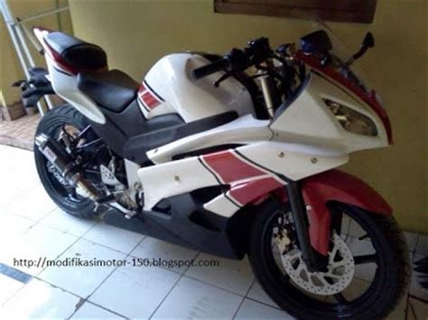 Knalpot Racing Akrapovic Bison Yamaha Bison modif byson th 2012 fairing yamaha r6 inspirasi modif
