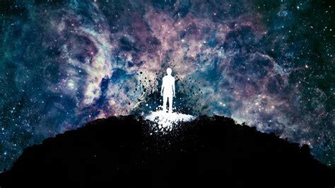 imagenes del universo a blanco y negro hombre y universo hd 1366x768 imagenes wallpapers