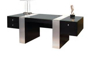 Office Desk Modern Sh02 Wenge Color Desk Executive