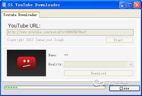 download youtube ss url youtube视频下载器 ss youtube downloader 下载0 1 0 0 alpha 西西软件下载