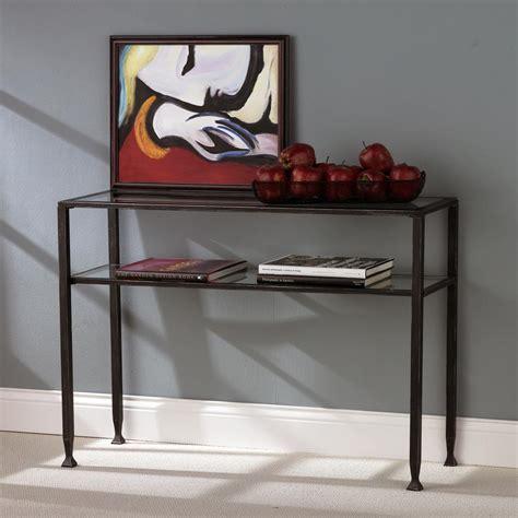 glass and metal sofa table amazon com sei bunching metal sofa table iron glass