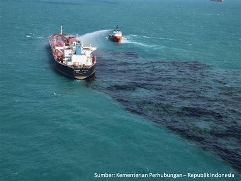 Minyak Ikan Di Malaysia lagi tumpahan minyak di laut tuban kkp news