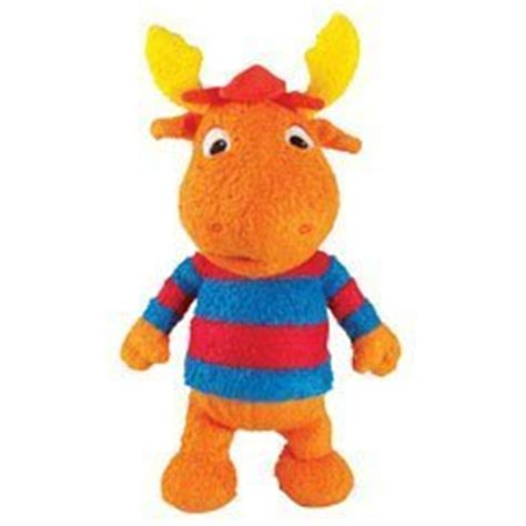 Backyardigans Dolls Backyardigans Tyrone 9 Quot Plush Doll By Fisher