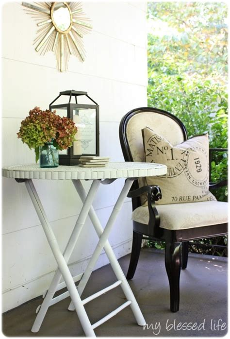 Patio Furniture Makeover by 29 Outdoor Furniture Makeovers