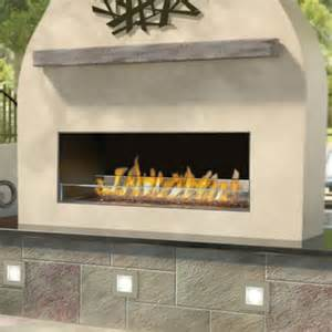 linear outdoor gas fireplace napoleon gss48 galaxy outdoor linear gas fireplace