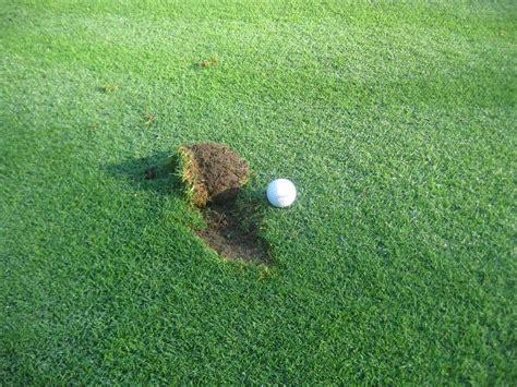 Golf Tips Divot Diagnosis