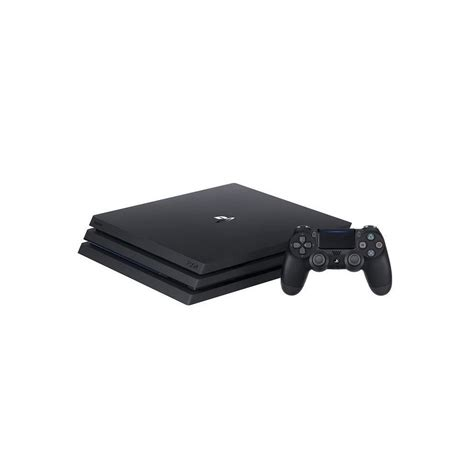 used ps4 console used sony playstation 4 ps4 pro console 1tb black on onbuy