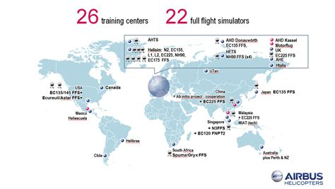 Interactive Map Retired Fedex Boeing by Safety Airbus Helicopters