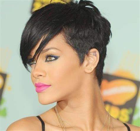 black hair styles for 2015 with one side shaved short haircuts for black women new haircuts to try for