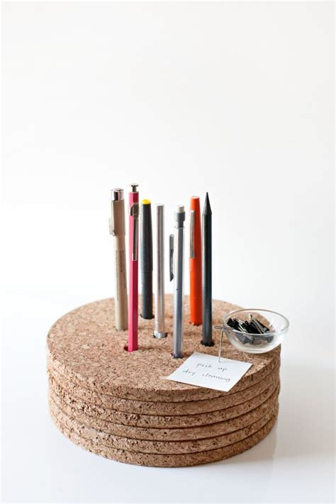 Pen Organizer For Desk by 12 Creative And Unusual Diy Pencil Holder Ideas For Your